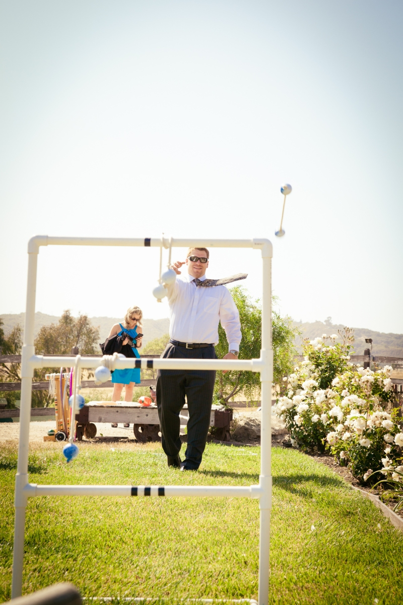 how to build wood ladder golf